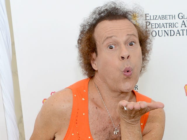 Richard Simmons Is Reportedly Suing Tabloids for Defamation and Invasion of Privacy