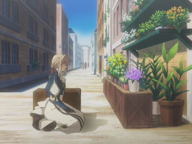 A Love Letter to Writers inViolet Evergarden