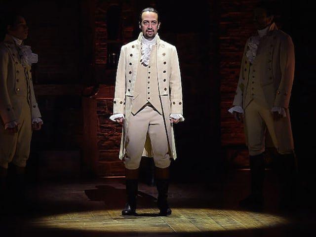 <i>Hamilton</i> 티켓은 가격이 올라 갔지만, 어쨌든 보러 간 적이 없었습니다.