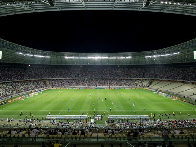 Why Your World Cup Stadium Sucks: Arena Castelão, Fortaleza
