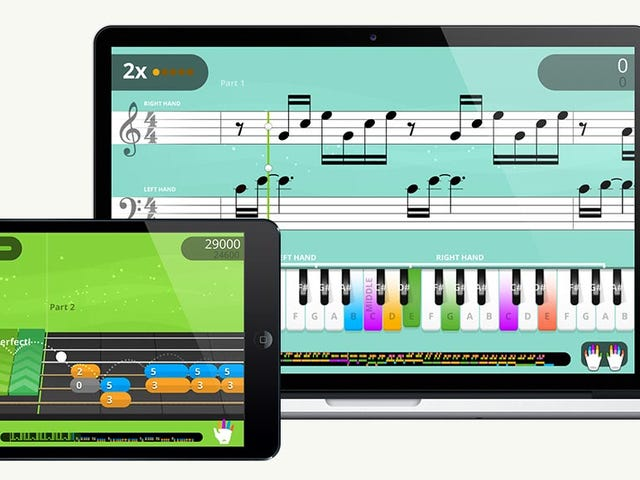 Can a Video Game Teach Your Kid to Play an Instrument?