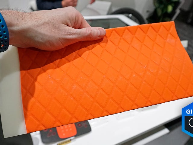 Casio's $50,000 Printer Can Turn Paper Into Faux Leather, Wood, and Alligator Skin
