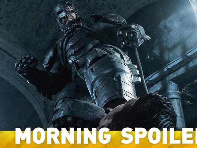 Una de las estrellas más misteriosas de <i>Batman v Superman</i> ha sido cortada de la película