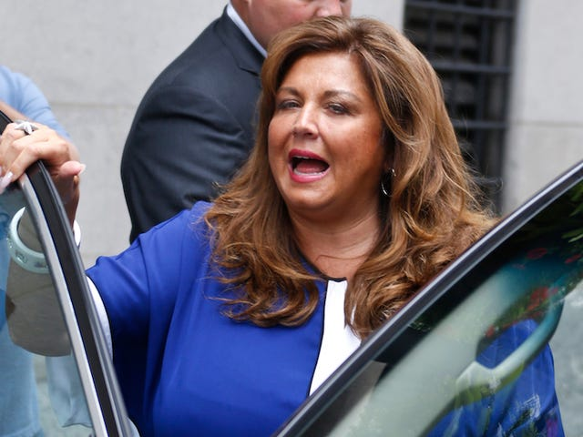 Everyone's Replaceable: Abby Lee Miller Quits Dance Moms