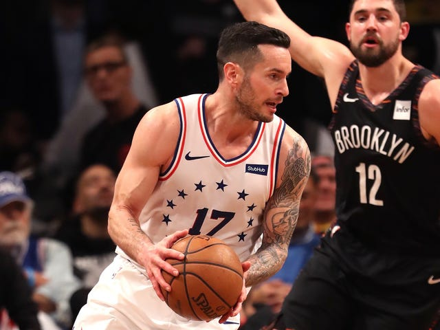 The Nets Didn't Have A Plan For J.J. Redick, So He Ripped Them Apart