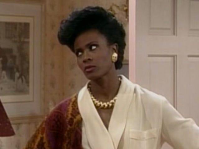 Fresh Prince eerste tante Viv van Fresh Prince is nog steeds erg pissig bij alle betrokkenen