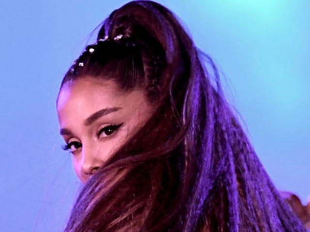 Ariana Grande's 'thank u, next' Rockets to Where It Belongs: Number 1, Baby