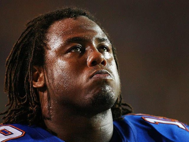 Former Florida Gator Tony Joiner Charged With Murdering His Wife