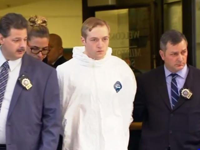 Ο λευκός υπερασπιστής χρεώθηκε με τη δολοφονία ως τρομοκρατία στην καταστροφή του Timothy Caughman