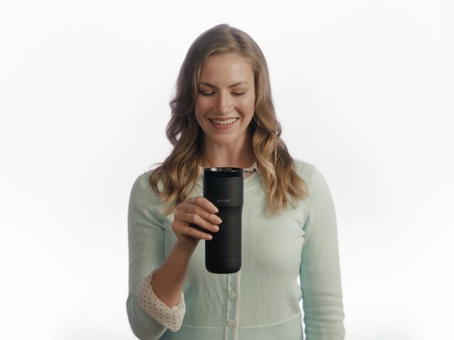 The Ember Travel Mug Doesn't Just Retain Heat, it Regulates It [Updated]