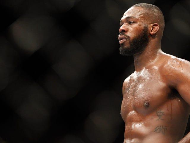UFC-stjernen Jon Jones arrestert for brudd på prøvetiden