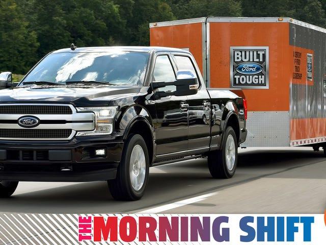 Ford står inför stora $ 1,2 miljarder process över F-150 bränsleekonomi