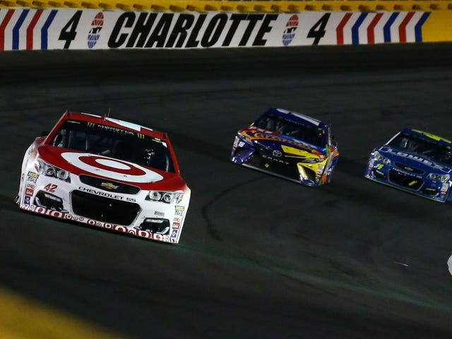 NASCAR May Have Finally Made Its All-Star Race Good