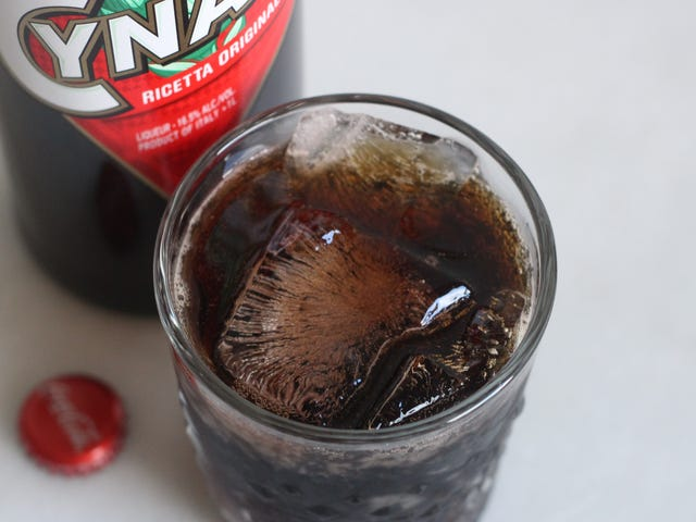 Spike Your Cola с Вудси Синар