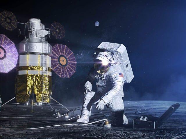 Apollo 13 er en dramatisk påminnelse om å komme tilbake til månen er en feil