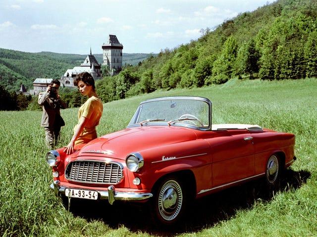 Vintage Skoda Felicia Photo
