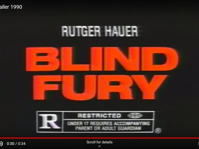 盲怒(1989)