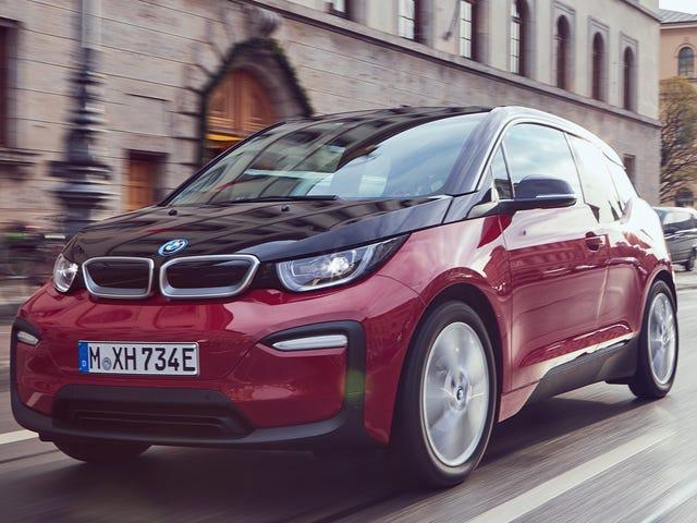 BMW i3 kan holde sig meget længere