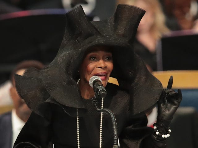Capture the Crown: Who Designed Cicely Tyson's Famous Hat for Aretha Franklin's Funeral?