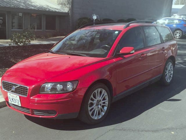 At $5,500, Could This 2005 Volvo V50 T5 AWD Be All The Swede You Need?