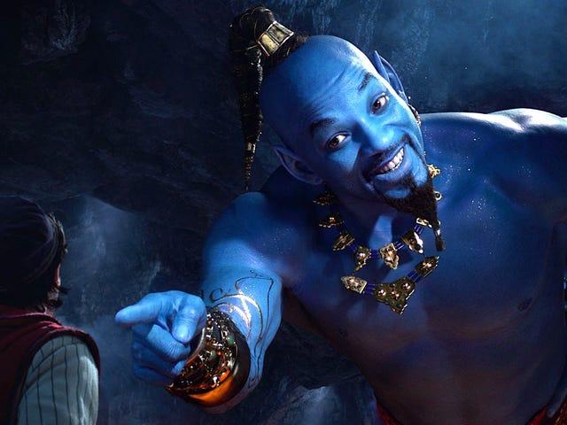 Disney quiere hacer una secuela de la película live action de Aladdin, por alguna razón