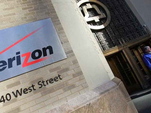 Verizon startete eine mysteriöse neue Firma mit unbegrenzten Daten für $ 40 pro Monat