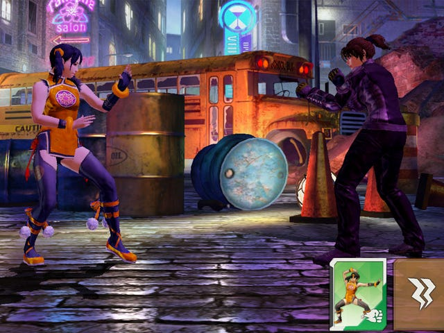Tekken Feels Weird As A Free-To-Play Mobile Game