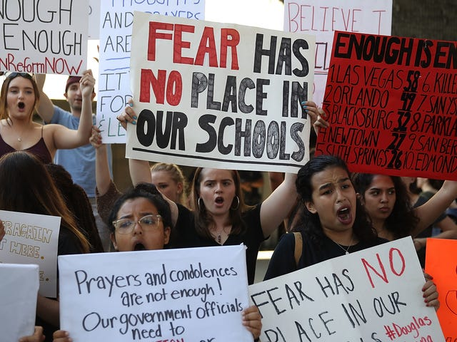 A Student's Guide to Walkouts and Protests