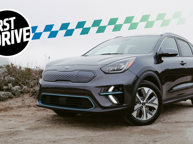 The 2019 Kia Niro EV Is the Kia of Electric Cars