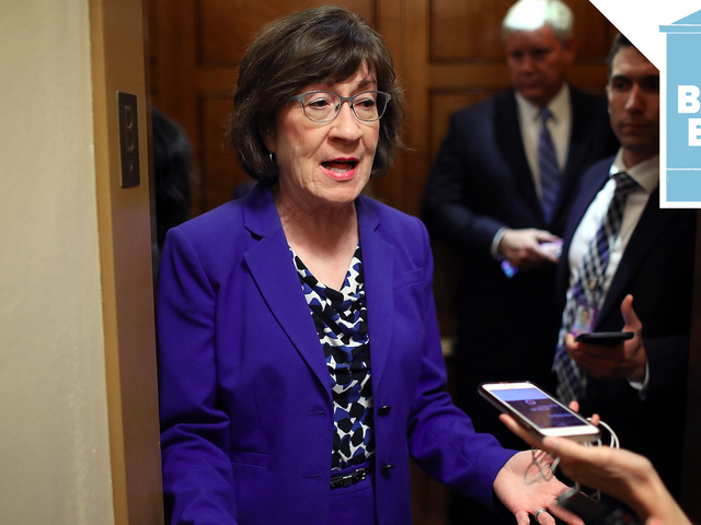 Susan Collins Will Betray You