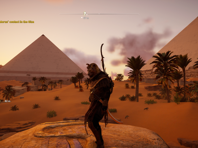 AC Origins: Miles Wide, Inches Deep (Or Why I Started Writing and Making Videos About Games)