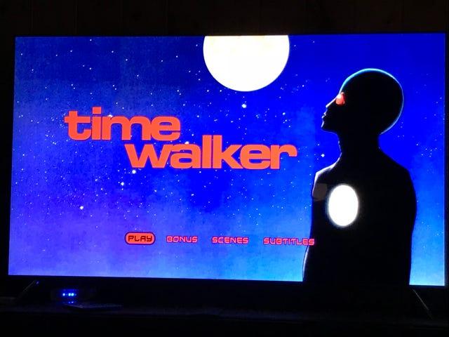 Saturday Afternoon Movie: Time Walker