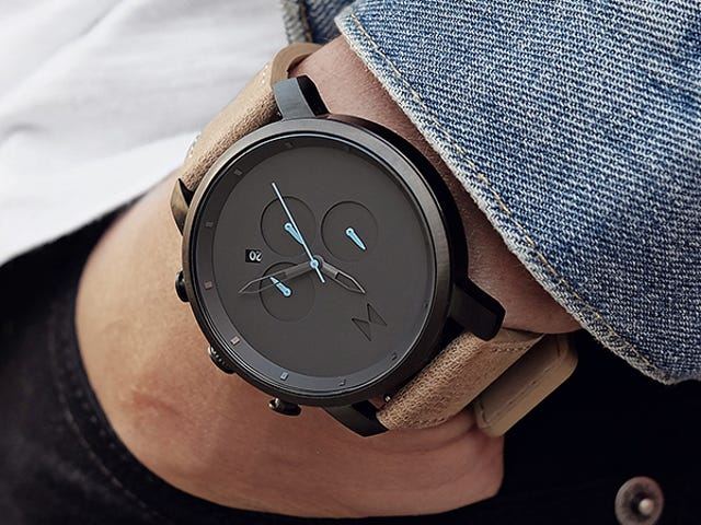 Knock Off An Extra $15 On A Sleek, Minimalist Timepiece From MVMT (From $80)