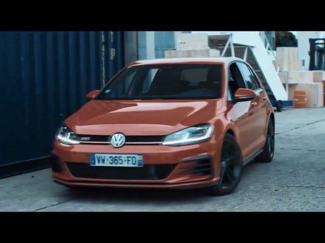 VW USA's commercials suck