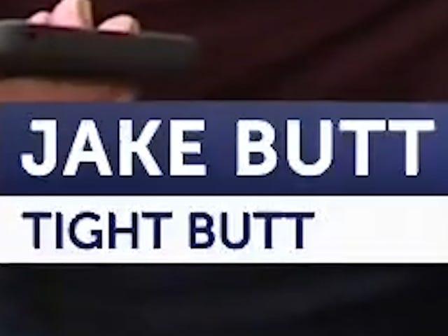 Tight Butt