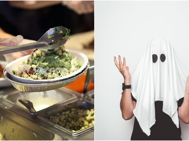 Chipotle's Halloween costume discount forces staff to make the tough calls