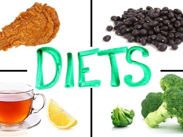 De dieter som faktiskt har en vetenskaplig bakgrund