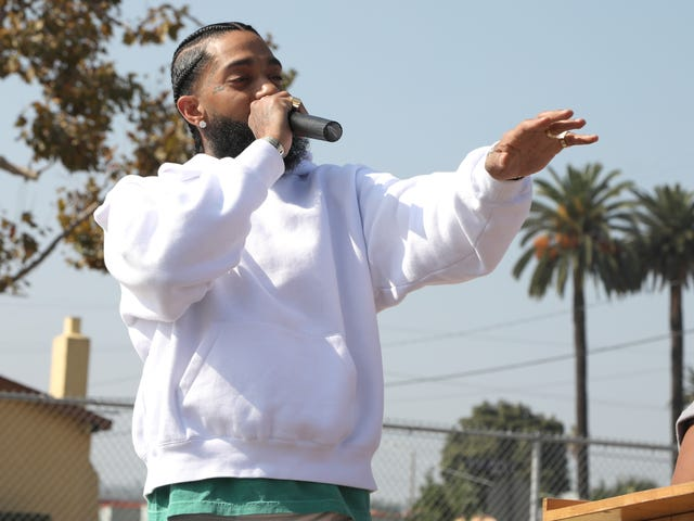 Nipsey Hussle to be Honored on House Floor Next Week by Rep. Karen Bass
