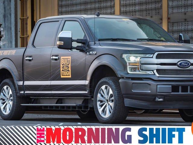 Ford prend enfin au sérieux les véhicules électriques