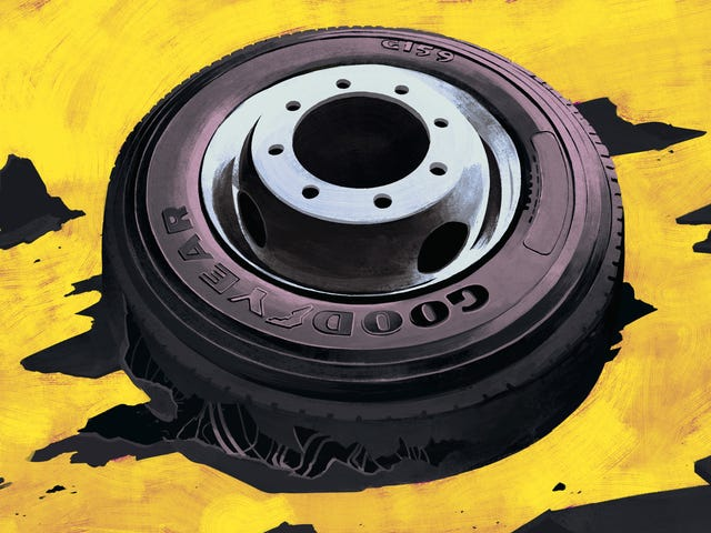 How Goodyear Hid Evidence Of 'The Worst Tire Made In History' Linked To At Least 9 Deaths