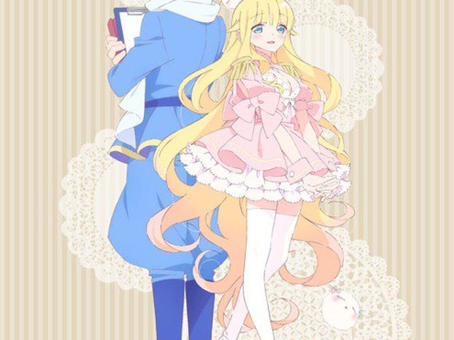 Enjoy the first promo of As Miss Belzebub Likes anime