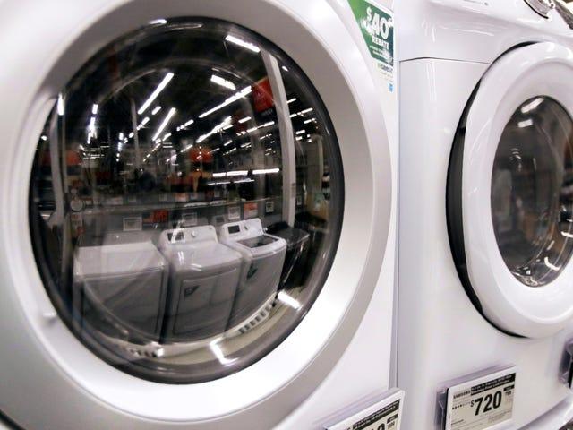 Lääkärit sanovat, että pesukone auttoi levittämään superbugin äitiysosastolla