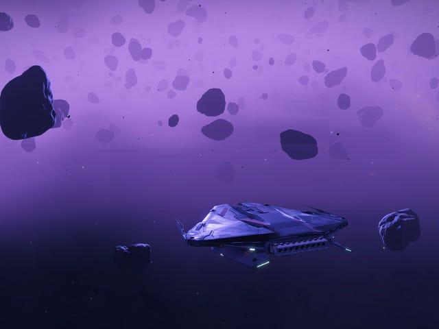 Тисячі <i>Elite: Dangerous</i> гравці померли, намагаючись перетнути Всесвіт