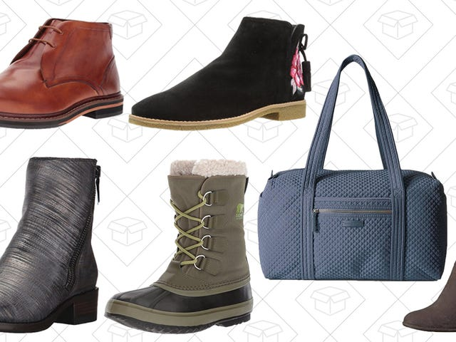 Boots and Bags From Ted Baker, Kate Spade, Frye, and More Get Cyber Monday Discounts