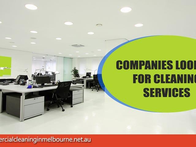 Yritykset, jotka etsivät siivouspalveluita
