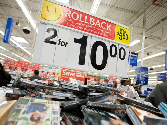 Walmart May Build a Netflix Clone to Stick It to Amazon: Report