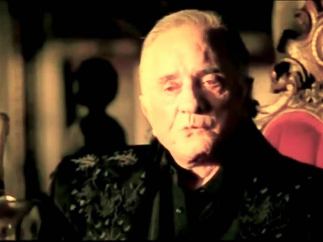 "Johnny Cash, ""Hurt"""