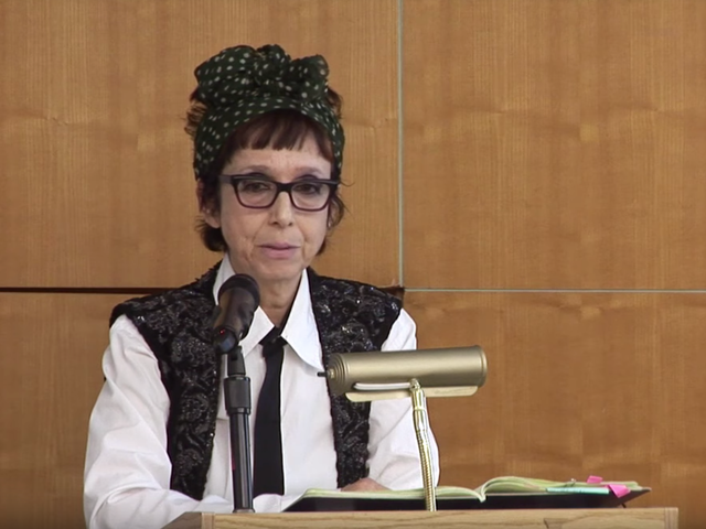 What Are We to Make of the Case of Scholar Avital Ronell?
