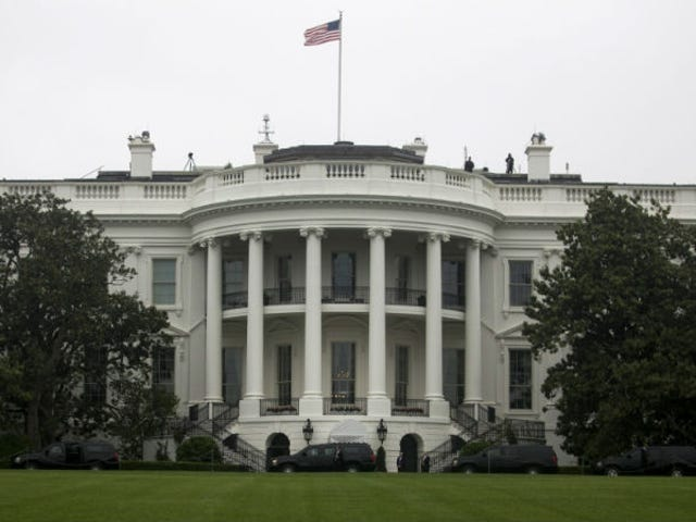 Sinkhole Thwarted in Attempt to Swallow White House Into Depths of Hell