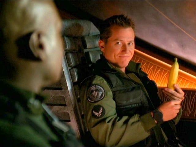 Stargate: SG-1 Rewatch - Staffel 6, Episode 3 Descent & Episode 4 Frozen